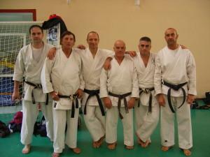 foto di gruppo stage 2011